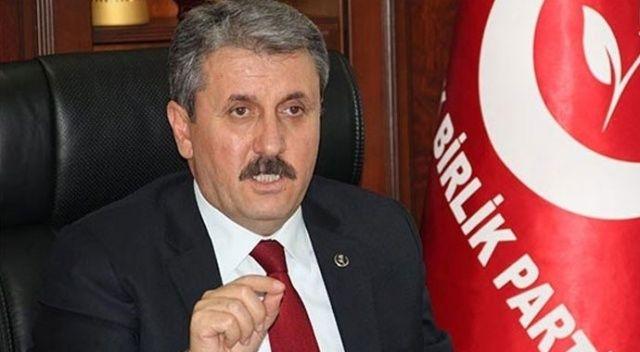 Destici'den AK Parti ve MHP'ye: Tutak'ta destek bekliyoruz