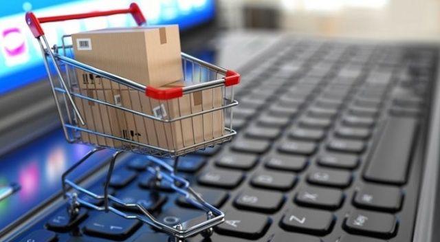 E-ticaret'ten milyoner çıktı