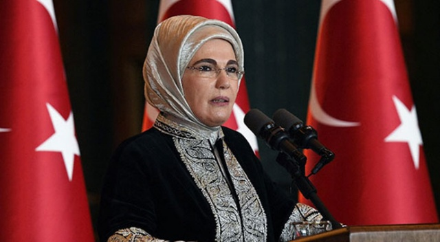 Emine Erdoğan'dan Çalışan Gazeteciler Günü mesajı