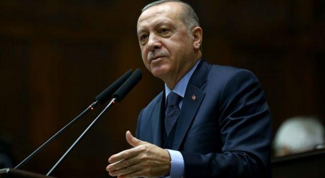 Erdoğan'dan beş müjde