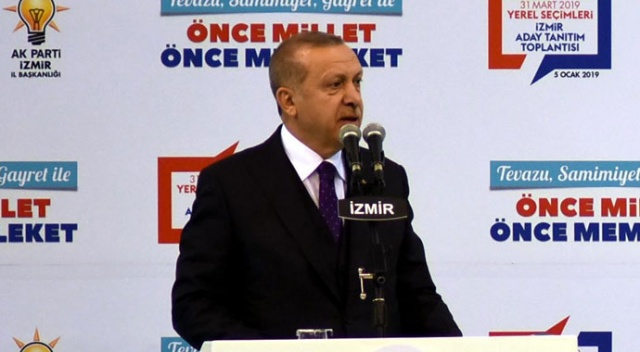 Erdoğan: Terörü kazımaya devam edeceğiz