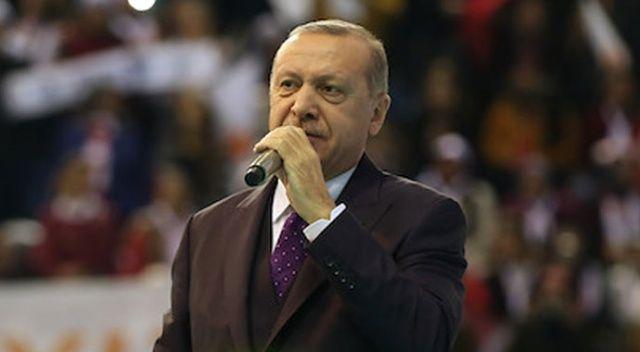 Erdoğan: Trenden inen  bir daha binemez
