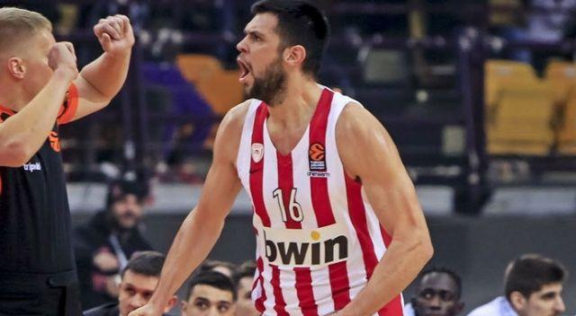 Euroleague'de haftanın MVP'si Papanikolaou