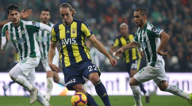 Fenerbahçe'nin isabetli pas istatistiği herkesi şaşırttı
