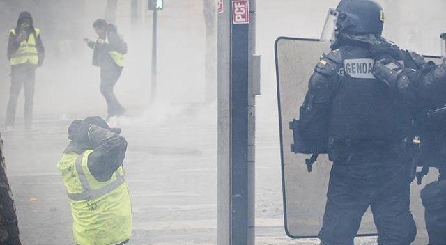 Fransa 'sarı yeleklilere' karşı sertleşiyor