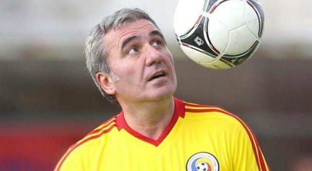Galatasaray'ın efsanesi Hagi, Antalya'ya geliyor