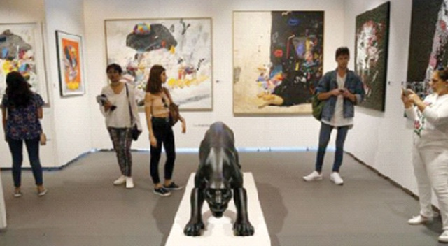 Gençlerin sanata rağbeti arttı