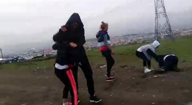 Erzurum'da iki kıza işkence anları dehşete düşürdü