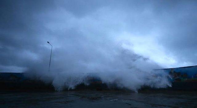 İstanbul'a fırtına uyarısı