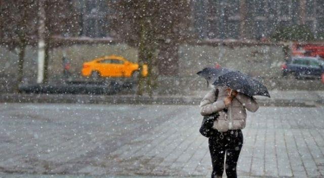 İstanbul'a kar ne zaman yağacak? İstanbul'da bugün var var mı? ( 9 Ocak 2019 Hava Durumu)