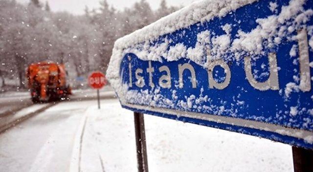 İstanbul hava durumu | Bugün hava nasıl? ( 8 Ocak Hava Durumu)