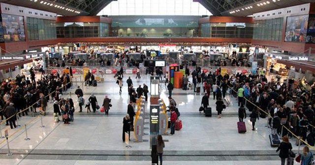 İstanbul havalimanları, 100 milyon yolcu barajını aştı