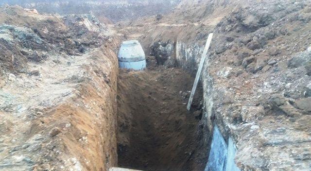 Kahramanmaraş'ta göçük: 1 ölü, 1 yaralı