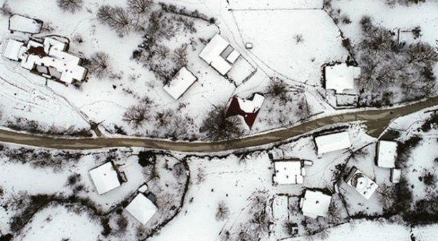 Kışın sadece 4 kişi yaşıyor... Muhtar 'aday olmayacağım' deyince...