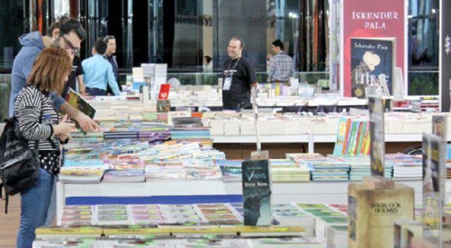 Kitap fuarı, şehrin  merkezine geldi