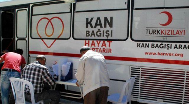 Kızılay'dan 'acil kan bağışı' çağrısı