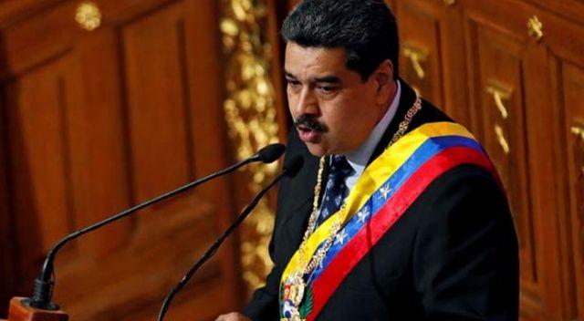 Maduro: ABD ile diplomatik ilişkileri kestik