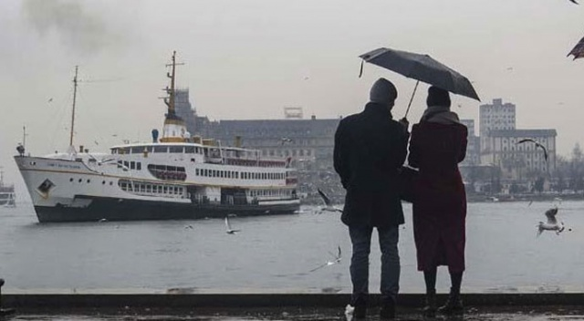 Meteoroloji'den Marmara açıklaması