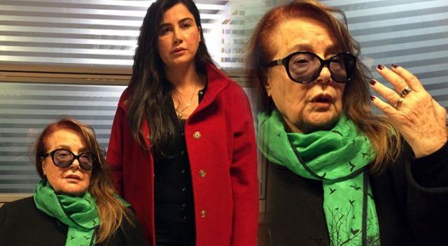 Muhterem Nur'dan 'Müslüm' filminin yapımcısı hakkında suç duyurusu