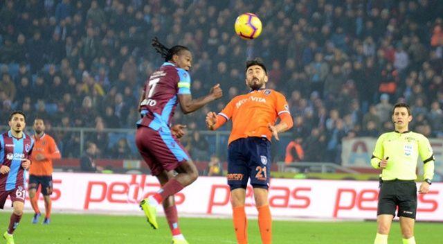 Nefes kesen maçta kazanan Başakşehir