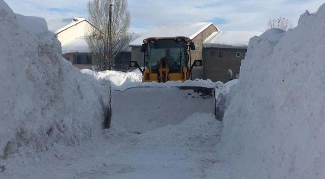 O ilçede öğrenciler 12 gündür kar tatili yapıyorlar!
