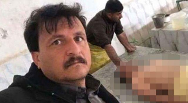 Ölüyle selfie çeken mezarcının başı derde girdi