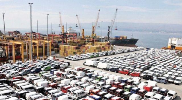 Otomotiv 11,8 milyarlık dış ticaret fazlası verdi