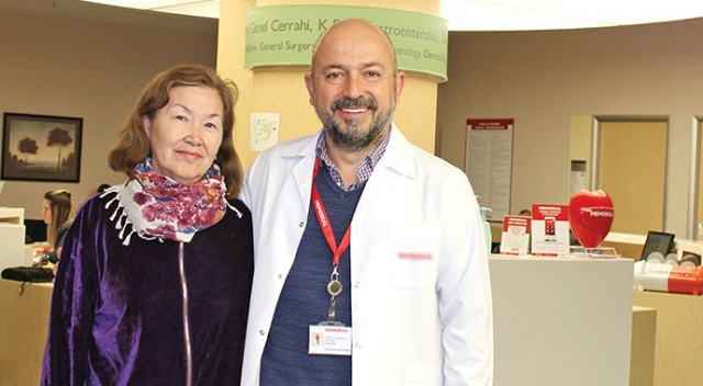 Pankreas kanserini Türkiye'de yendi