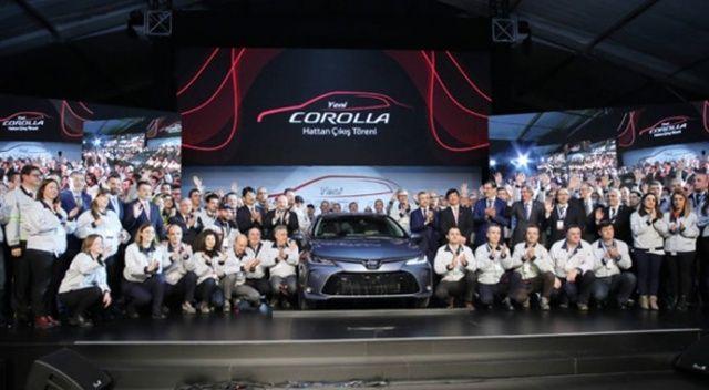 Sakaryalı Corolla hibrit yola çıktı