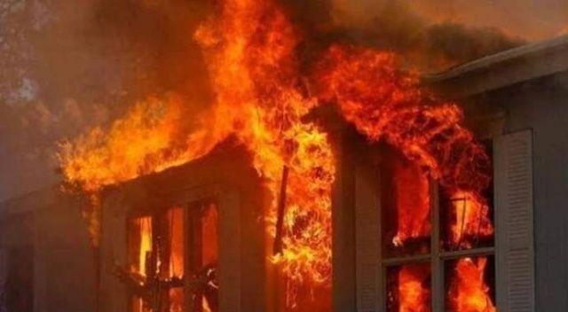 Şam'da bir evde yangın: 7çocuk hayatını kaybetti