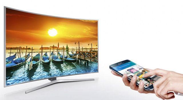 Samsung cihazları  TV üzerinden de kumanda edilebilecek