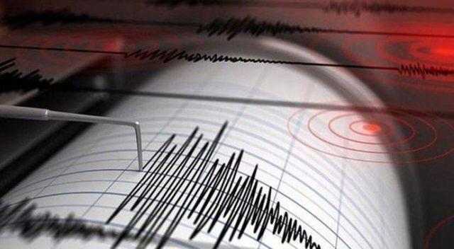 Şili'de 6.7 şiddetinde korkutan deprem   Son depremler