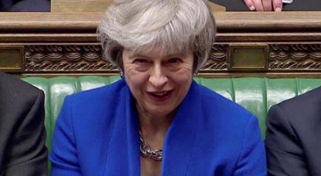 Theresa May 'B planını' açıkladı