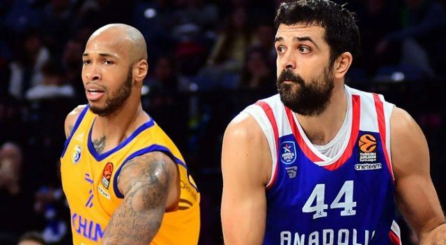 THY Euroleague: Anadolu Efes: 81 - Khimki: 72