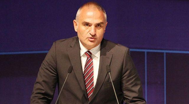 Turizm Bakanı Ersoy'dan sinemalardaki tartışmayla ilgili açıklama