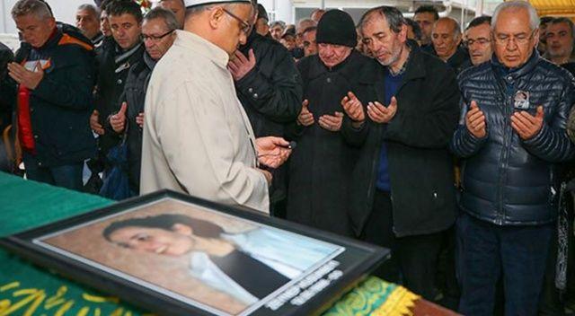 Ukrayna'da öldürülen Buket son yolculuğuna uğurlandı