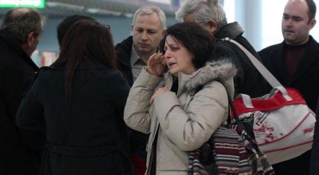 Ukrayna'da öldürülen öğrencilerin cenazeleri Türkiye'ye getirildi