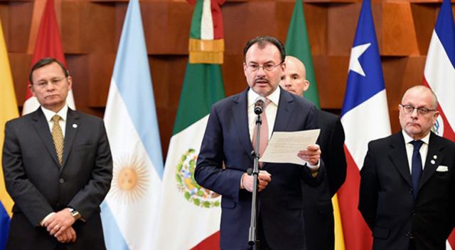 Venezuela'dan, Maduro'yu Tanımayan Lima Grubu Ülkelerine 48 Saat Süre