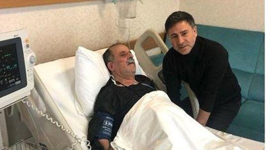 İzzet Yıldızhan'ın ağabeyine kanser teşhisi konuldu