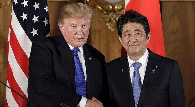 'Abe, Trump'ı Washington'ın ricasıyla Nobel'e aday gösterecek' iddiası