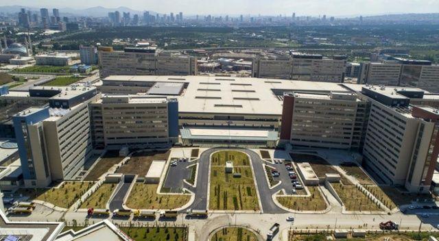 'Avrupa'nın en büyük, dünyanın 3. büyük hastanesi hasta kabulüne başladı'