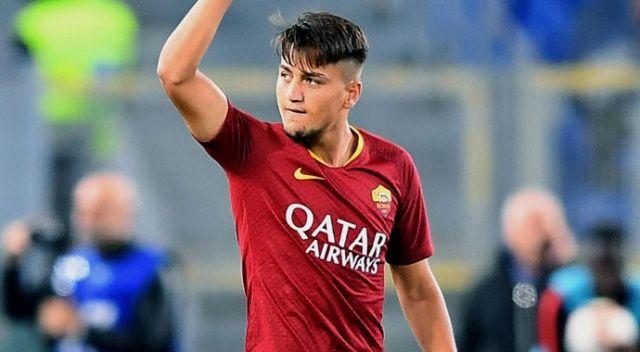 Cengiz Ünder: Totti ile oynamak isterdim
