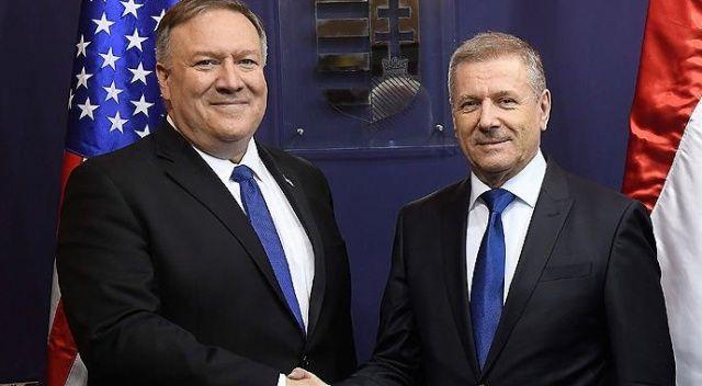 ABD Dışişleri Bakanı Pompeo: Putin'in dostlarımız ve NATO arasında sorun çıkarmasına izin veremeyiz