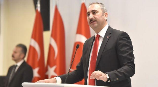 Adalet Bakanı Gül: Operasyonların devamı gelecek…