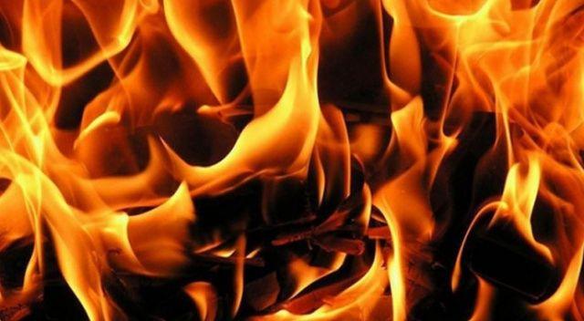Adana'da narenciye fabrikasında yangın