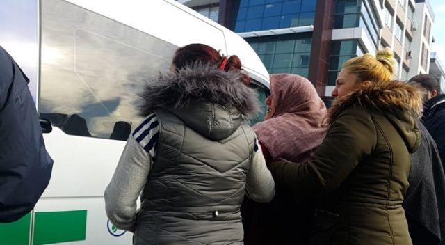 Adli Tıp önünde acı bekleyiş: Gencin cenazesi ailesine teslim edildi