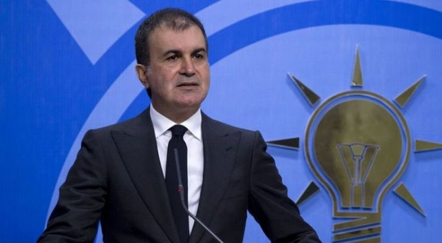 AK Parti Sözcüsü Ömer Çelik'ten düşen askeri helikopterle ilgili açıklama