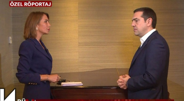 Aleksis Çipras: Avrupa Birliği Türkiye'ye destek vermelidir