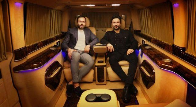 Almanya'dan 3 mühendis Tarkan için minibüs tasarladı