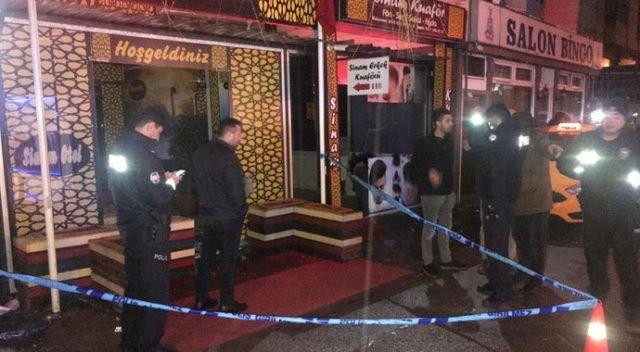 Ankara'da bir otele silahlı saldırı